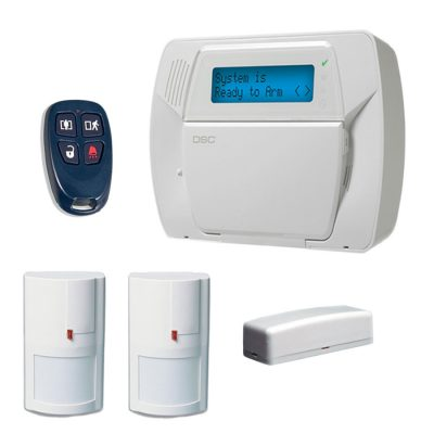 wireless-home-alarms-standard-package -DSC IMPASSA 2-way wireless security-element security